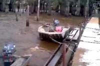 The Day Before Hurricane Isaac